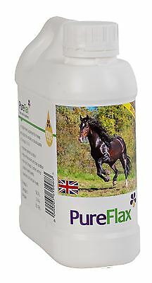 Pureflax For Horses Equine Horse Nutrition & Supplements