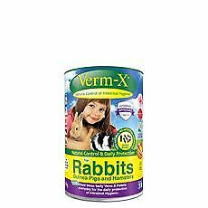Verm-X Herbal Nuggets For Rabbits Pet Animal Pet Wormers & Endoparasites