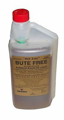 Gold Label Bute Free Equine Horse Joints & Soundness