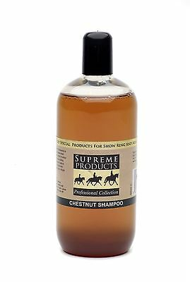 Supreme Products Supreme Professional Chestnut Shampoo Equine Horse