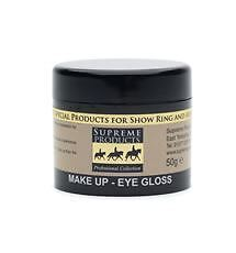 Supreme Products Supreme Professional Make-Up Eye Gloss Equine Horse Showing