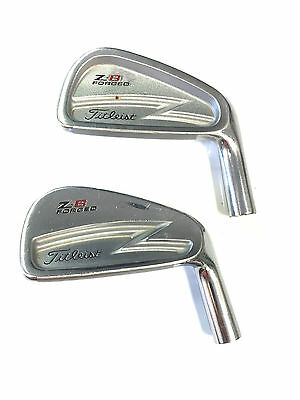 Titleist ZB Forged Combo 3-9 Iron Set Heads Only