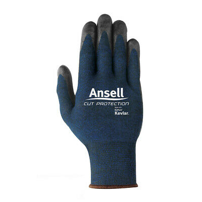 Ansell ActivArmr® Nitrile Coated Kevlar Cut Resistant Glove 97-505-8 Small