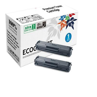 2PK New MLT-D111S Toner Cartridge For Samsung 111S Xpress M2020W,M 2070W M2070FW