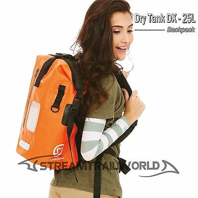 Japan Streamtrail Super Large Volume Waterproof Sports Dry Bag-Dry Tank Dx 25L