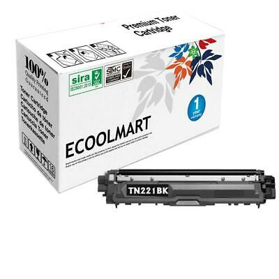 1PK TN221 Black Compatible Toner Cartridge for BROTHER MFC-9130CW MFC-9330CDW