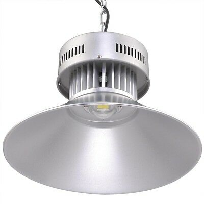 LED High Bay Lights Fixture Industrial Warehouse Lamp Factory 100w Ship Lighting