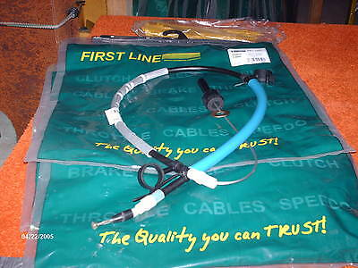 Ford Escort 90 1.8TD  07/93 to 01/95 Clutch Cable First line  FKC1351 OE Quality