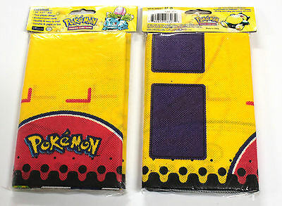 POKEMON 1x Tappetino Due Giocatori Ufficiale Two Players Vintage Playmat WOTC