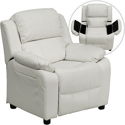 Flash Furniture Deluxe Heavily Padded