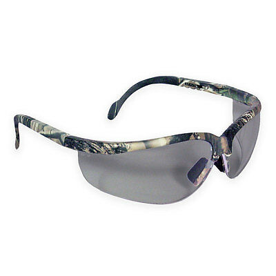NEW Radians Journey Camo Safety Shooting Hunting Airsoft Army Glasses Smoke Lens