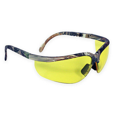 NEW Radians Journey Camo Safety Shooting Hunting Airsoft Glasses Yellow Lens