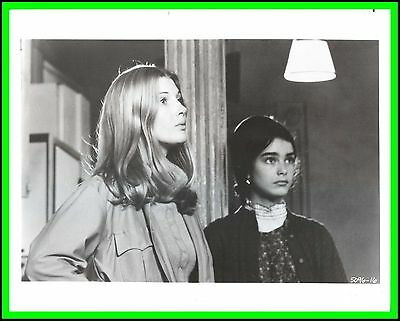 """ANNETTE O'TOOLE & BROOKE SHIELDS in """"King of Gypsies"""" Original Vint. Photo 1978"""