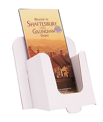 Cardboard Leaflet Dispensers / Brochure Holders / Stands - A6 DL A5 A4