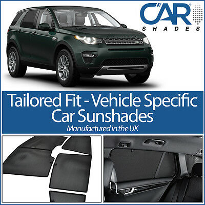 Land Rover Discovery Sport 5dr 15+ UV CAR SHADES WINDOW SUN BLINDS PRIVACY GLASS