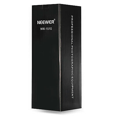 "Neewer 360 Degree Fluid Video Head Camera Head  with 1/4"" Thread for Camera"