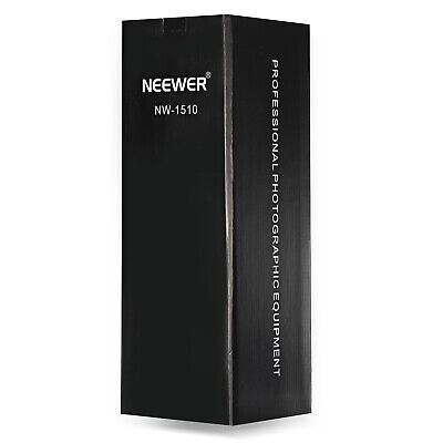 "Neewer Fluid Video Head Camera Head for Camera with 1/4"" Thread"