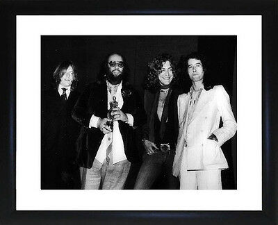 Led Zeppelin Framed Photo CP0286