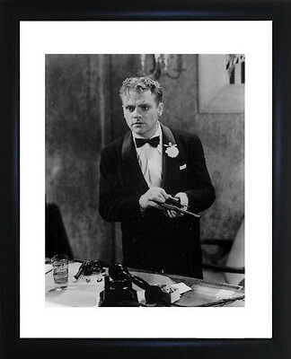James Cagney Framed Photo CP0212