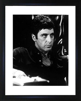Al Pacino Scarface Framed Photo  CP0008