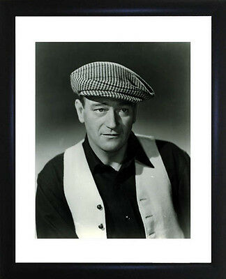 John Wayne Framed Photo CP0243