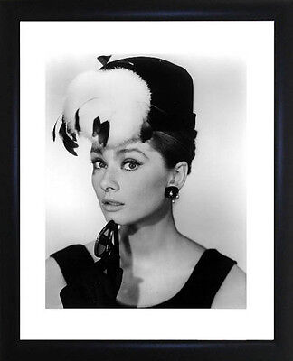Audrey Hepburn Framed Photo CP0019