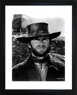 Clint Eastwood Framed Photo CP0087