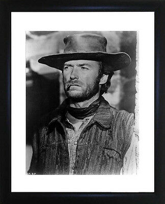 Clint Eastwood Framed Photo CP0088