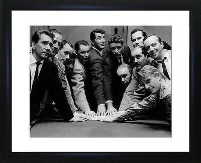 Rat Pack Framed Photo CP0418