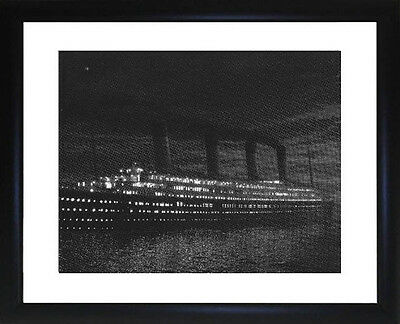 Titanic Framed Photo CP0497