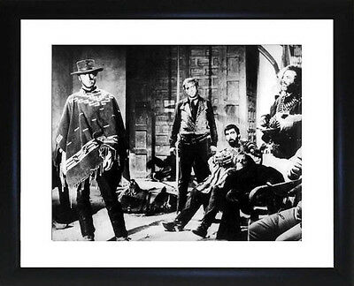 Clint Eastwood Framed Photo CP0582