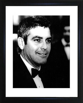 George Clooney Framed Photo CP0537