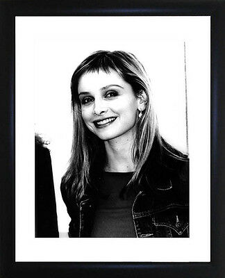 Calista Flockhart Framed Photo CP0542