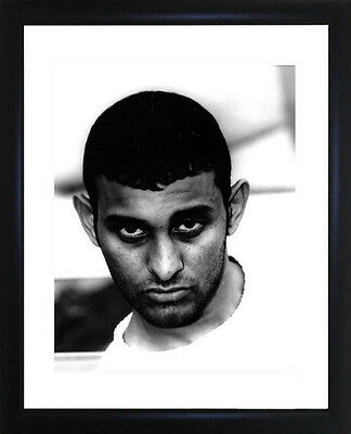 Naseem Hamed Framed Photo CP0543