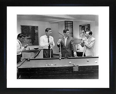Rat Pack Framed Photo CP0415