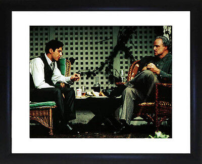 The Godfather Framed Photo CP0609