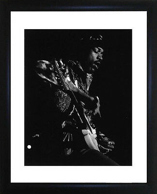 Jimi Hendrix Framed Photo CP0620