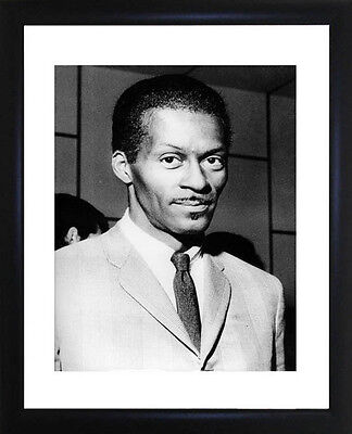 Chuck Berry Framed Photo CP0580