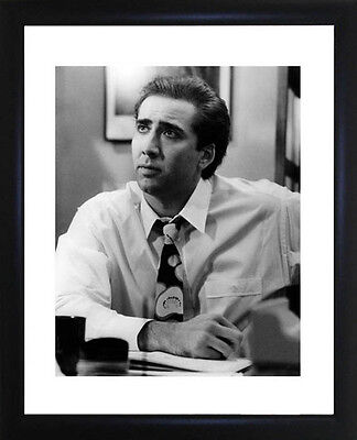 Nicholas Cage Framed Photo CP0640
