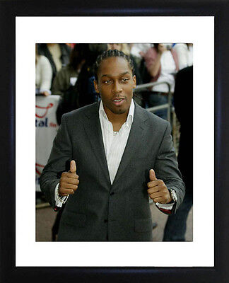 Lemar Framed Photo CP1223