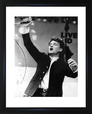 Bono Framed Photo CP1145