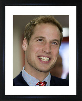 Prince William Framed Photo CP1713
