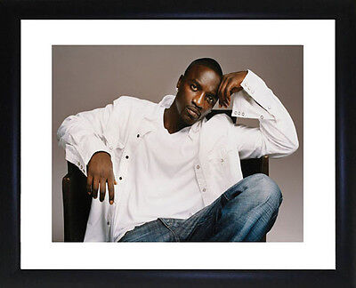 Akon  Framed Photo CP1348