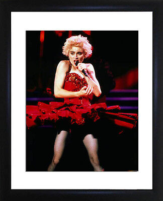 Madonna Framed Photo CP1224