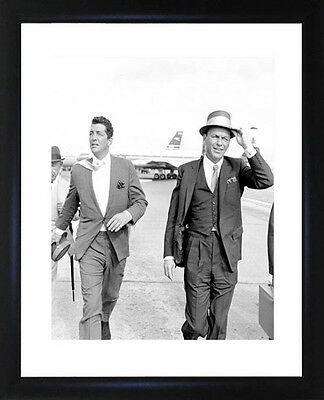 Frank Sinatra And Dean Martin Framed Photo CP1071