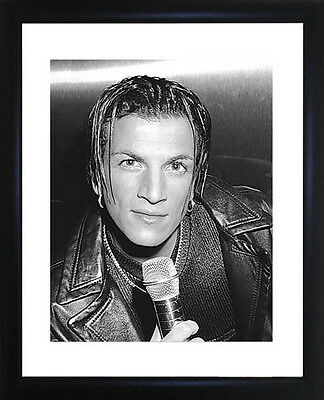 Peter Andre Framed Photo CP0796