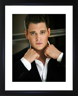 Michael Buble Framed Photo CP1705