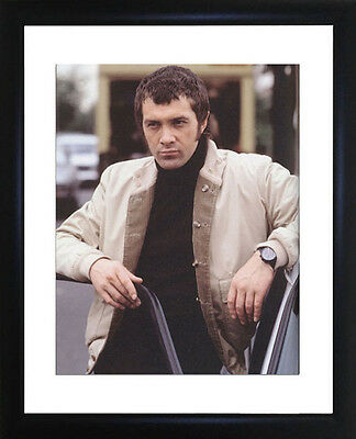 Lewis Collins Framed Photo CP1690
