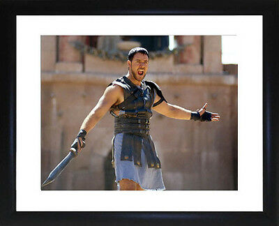 Russell Crowe Framed Photo CP0846