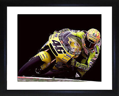 Valentino Rossi Framed Photo CP0851